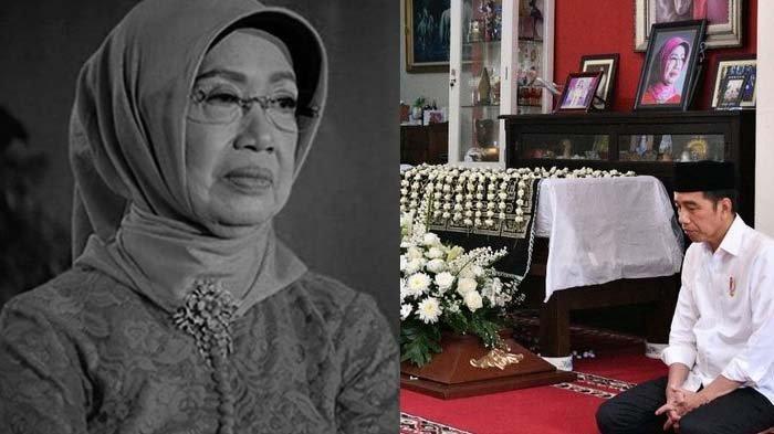 Kesaksian 5 Orang soal Baiknya Ibunda Jokowi, Khofifah Kuak Wasiat Mulia hingga Kisah Penggali Kubur