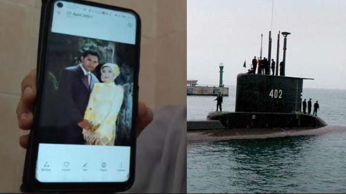 'Mohon Doakan', Pamit Terakhir Serda Mes Guntur Ari Prasetyo, Awalnya Ogah Berangkat, Istri Terisak