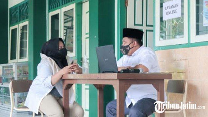 Hari Pertama PPDB Online Jenjang SMP di Kota Kediri, Orang Tua Murid Ungkap Beberapa Kendala