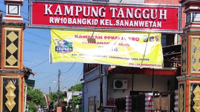 PPKM Mikro Tahap 4, Sebanyak 608 RT di Kota Blitar Masuk Zona Hijau Covid-19