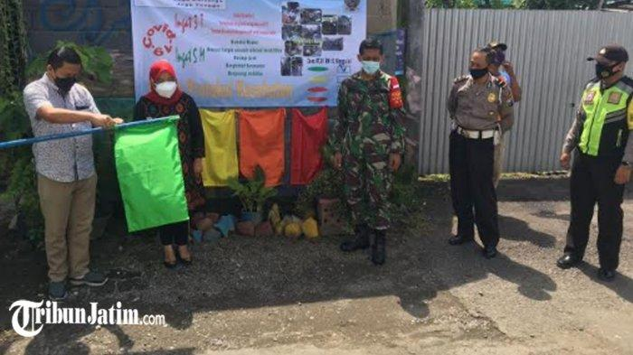 Sebaran Covid-19 Kota Kediri Turun Sepanjang PPKM Mikro, Pemkot Ungkap Ada Strategi Khusus