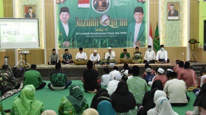 PPP Jawa Timur Gelar Doa Bersama Untuk Patriot Yang Gugur di KRI Nanggala-402