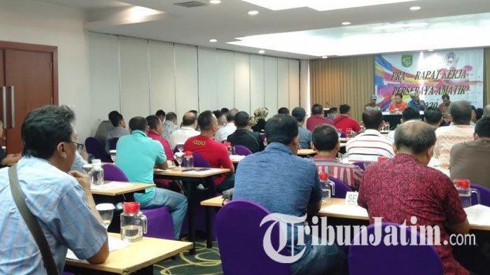 Pra-raker Internal Persebaya Surabaya, Bahas Soal Pengembangan Usia Muda sampai Kepelatihan