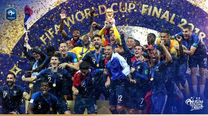 Tiga Kutukan yang Belum Bisa Diakhiri di Piala Dunia 2018, Salah Satunya Dialami Juara Bertahan