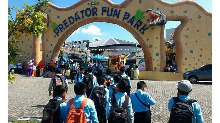 Harga Tiket Masuk Predator Fun Park, Wisata Edukasi Buat Anak-anak, Ini 7 Atraksi Favorit Pengunjung