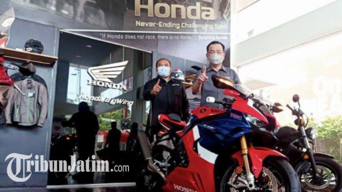 MPM Jadi Distributor Penjual Motor CBR Series Paling Banyak, Sukses Jual CBR1000RR-R Fireblade SP