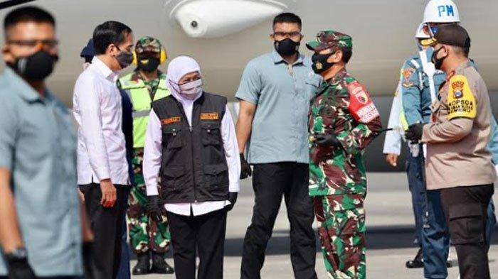 Bahas New Normal Jatim, Presiden Joko Widodo Wanti-wanti Soal 'Timing': Gas dan Remnya Harus Pas