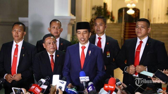 LIVE STREAMING KOMPAS TV Detik-detik Presiden Jokowi Umumkan Menteri Kabinet Kerja Jilid 2