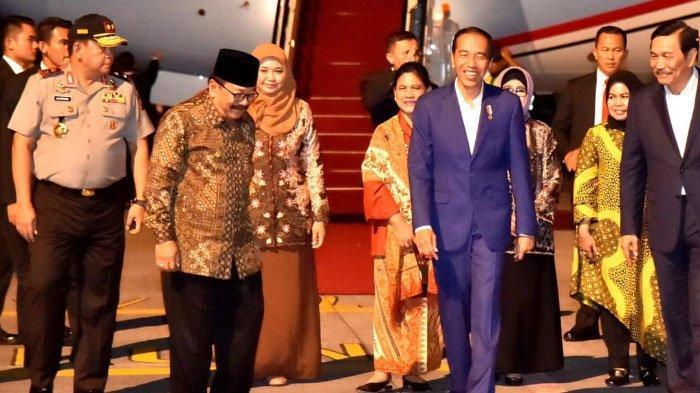 Agenda Kegiatan Presiden Jokowi di Jawa Timur Hari Ini, Resmikan Masjid sampai Buka Muktamar