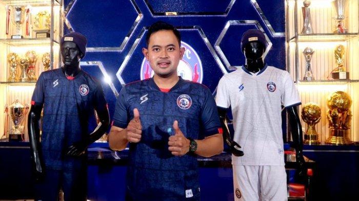 Sergio Silva Akan Dikenalkan Secara Langsung Sebagai Pemain Arema FC Hari Ini