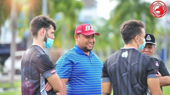 Liga 2 Semakin Memanas, Usai Raffi Ahmad dan Kaesang, Kini Pengusaha Malaysia Akuisisi Klub Sumatera