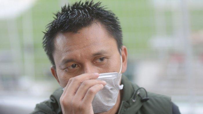 Ucapan Menyentuh Azrul Ananda Usai Persebaya Latihan di Stadion Gelora 10 November: 'Baru Kali Ini'