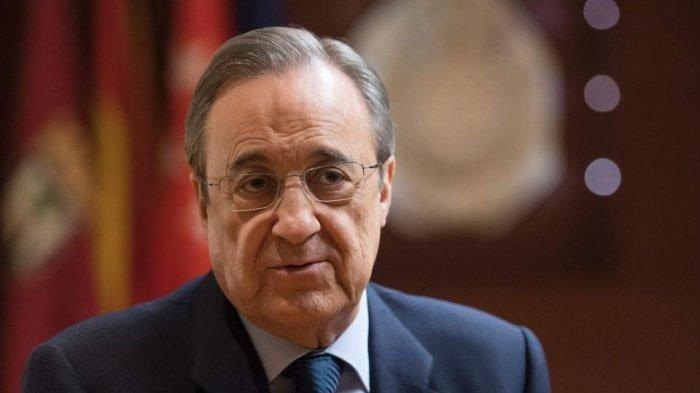 Presiden Real Madrid Keceplosan, Transfer Kylian Mbappe ke Los Blancos Rampung 1 Januari Mendatang
