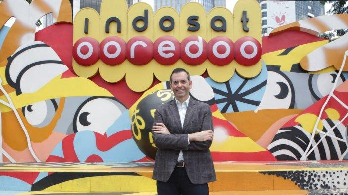 CEO Indosat Ooredoo Sukses Borong Dua Penghargaan CEO Terbaik di Tahun 2021