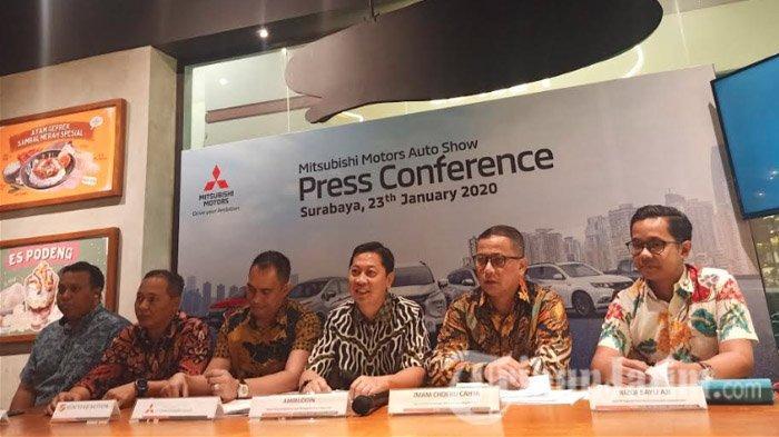 Mitsubishi Motors Auto Show Kembali Hadir di Surabaya, Ada Banyak Produk Unggulan, Catat Tanggalnya!