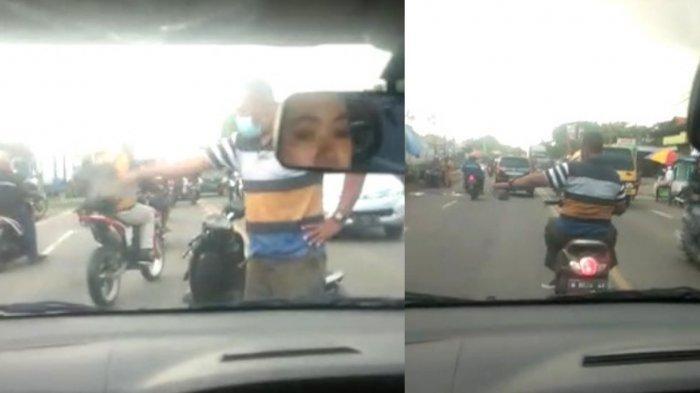Video Mobil Mahasiswi Gresik Diacungi Paving Pemotor Ramai di Whatsapp, Begini Kata Kapolsek Manyar