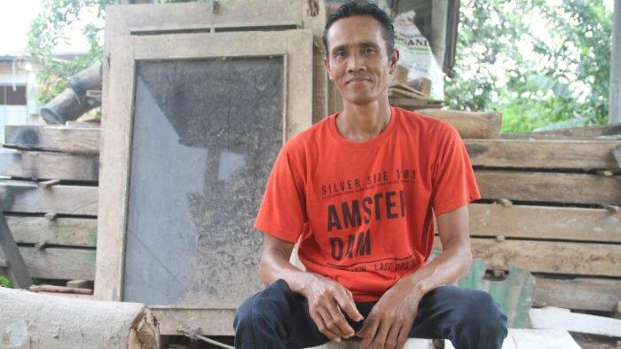 Kisah Disabilitas Asal Purwoasri Kediri, Tetap Mandiri Meski Usaha Terpuruk Karena Pandemi Covid-19
