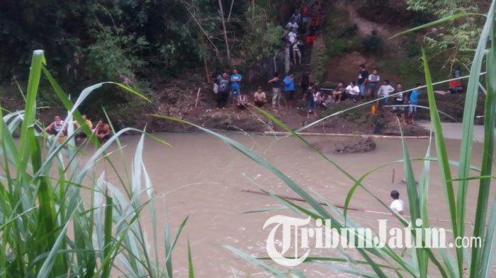 Nasib Tragis Pria Madiun Tewas Hanyut di Sungai, Lihat Ada Polisi Bubarkan Judi Sabung Ayam