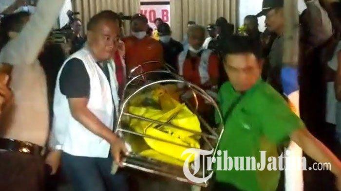 Seorang Pria di Madiun Ditemukan Tewas Bersimbah Darah, Diduga Korban Pembunuhan