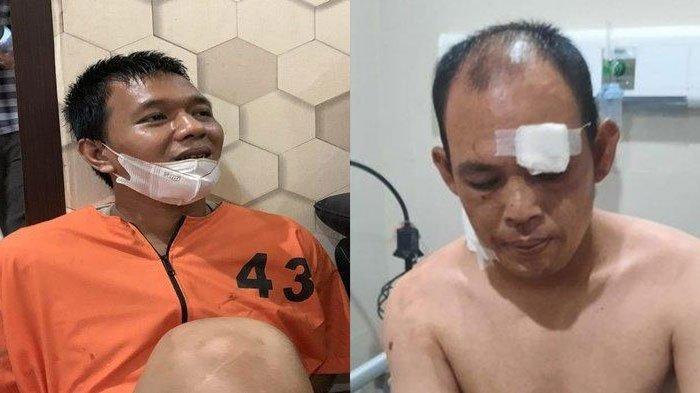 Tusuk Polisi dan Mengaku Teroris hingga Rampas Senjata, Pelaku Ternyata Pasien RSJ, Bicaranya Ngawur