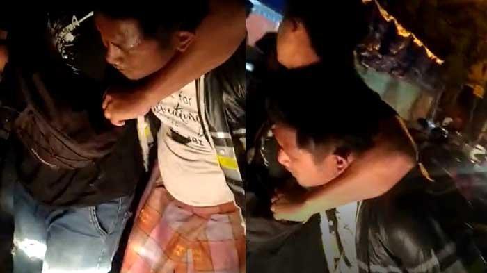 Pria Sampang Hendak Gondol Motor, Diteriaki Maling dan Jadi Bulan-bulanan, Ternyata Bekas Pasien RSJ