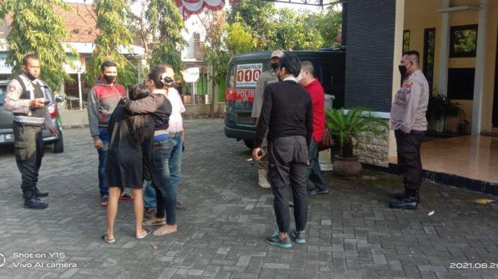 Pria Paruh baya Asal Jakarta Tertangkap Basah Bawa Lari Anak di Bawah Umur di Hotel Kediri