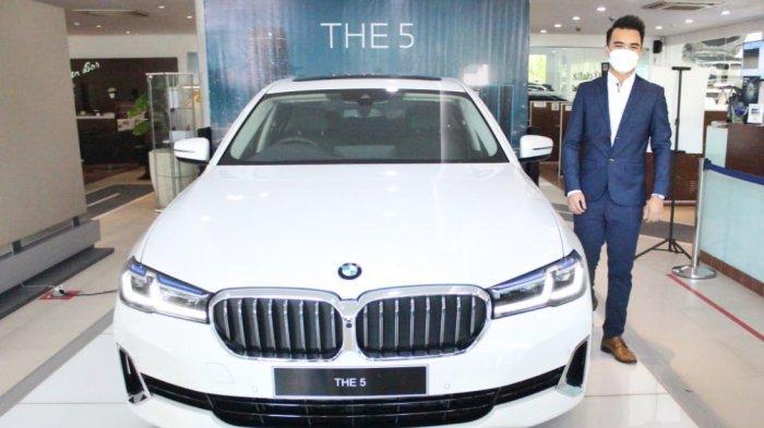 Sedan Mewah New BMW Seri 5 Sapa Para Crazy Rich di Surabaya, Varian Tertinggi Seharga Rp 1,4 M