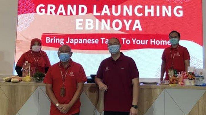 PMMP Luncurkan Produk 'Ebinoya', Ekspansi di Pasar Domestik Setelah Fokus Menggarap Pasar Ekspor