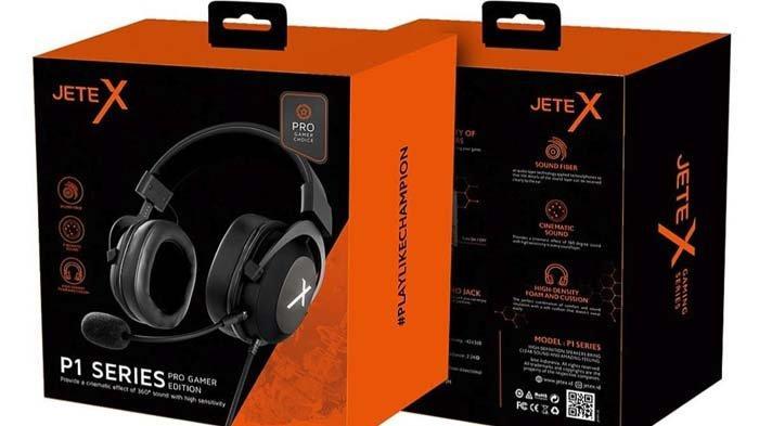 Keunggulan X-P1 Pro Series, Produk Headset dari JETE yang Hanya Diproduksi 5000 Unit Saja