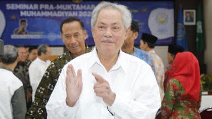 Innalillahi Prof Malik Fadjar Wafat, Mantan Menteri dan Rektor Universitas Muhammadiyah Malang