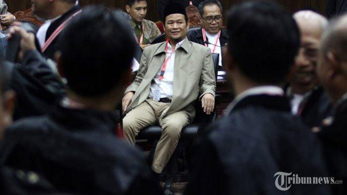 Profil-Biodata Agus Maksum, Saksi Prabowo-Sandi yang Tak Bisa Buktikan 17,5 Juta DPT Fiktif ke MK?