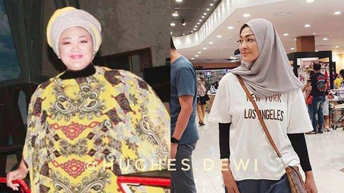 Menu Diet Ala Dewi Hughes, Tetap Kenyang Makan Tiap 2 Jam, Sukses Turunkan Berat Badan 90 Kg