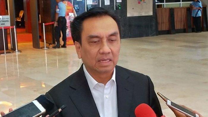 Profil-Biodata Effendi Simbolon, Politikus PDIP yang Debat dengan Prabowo Saat Rapat di Komisi I DPR