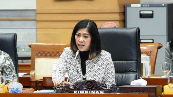 Profil-Biodata Meutya Hafid, Ketua Komisi I DPR yang Pimpin Rapat dengan Menhan Prabowo Subianto