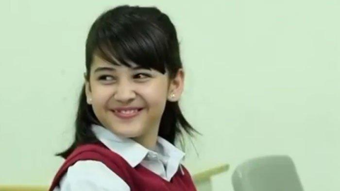 10 Potret Cantik Sandrinna Michelle, Artis Muda yang Bintangi Sinetron 'Dari Jendela SMP' di SCTV
