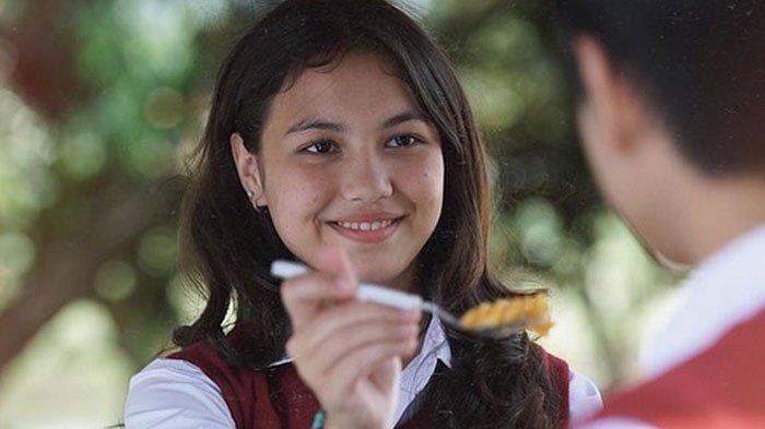 Profil-Biodata Saskia Chadwick, Aktris Pemeran Santi dalam Sinetron 'Dari Jendela SMP' di SCTV