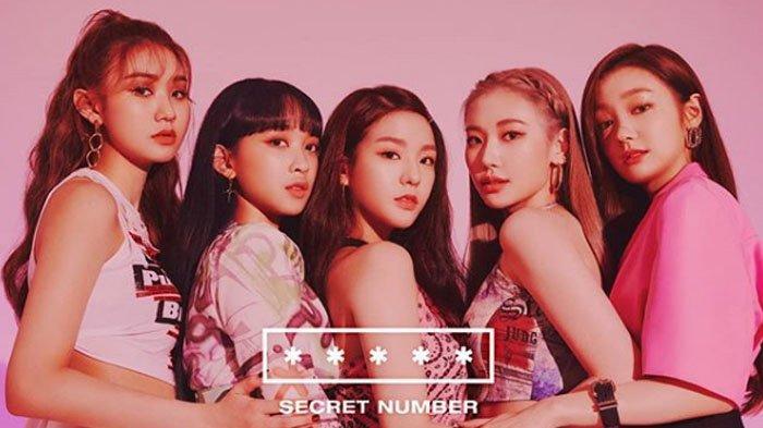 Profil Lengkap 5 Member 'Secret Number', Girlband yang Baru Saja Debut, Ada Gadis Asal Indonesia