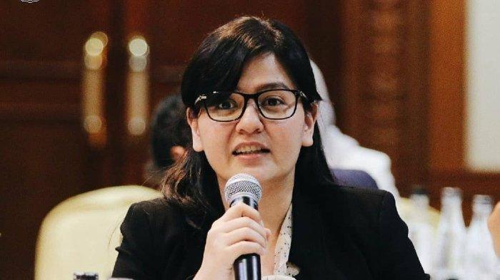 Profil-Biodata Ratu Tisha yang Mundur Sebagai Sekjen PSSI, Saat di SMA Sudah jadi Manajer Tim
