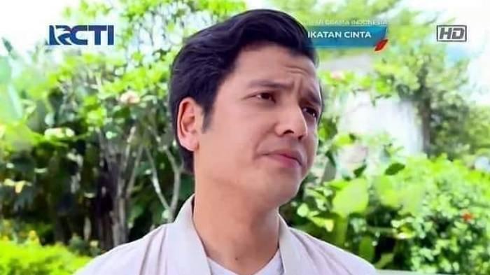 Profil Rendi Jhon Pratama yang memerankan cowok songong di Ikatan Cinta RCTI.