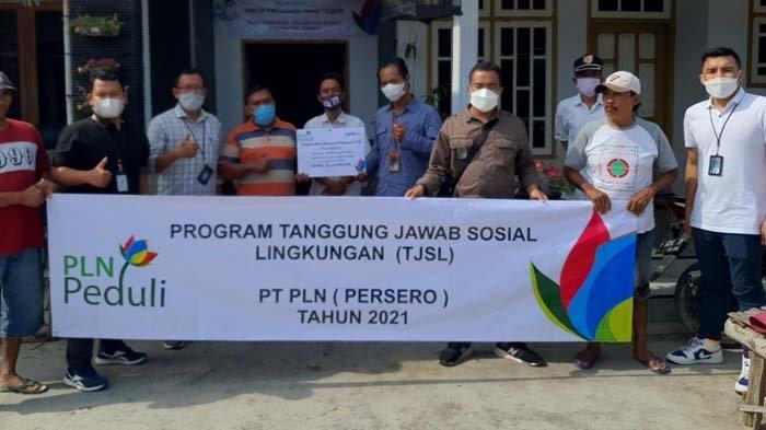 Peduli Masyarakat, PLN Bantu Kembangkan Usaha Mikro dan Kecil di Jember