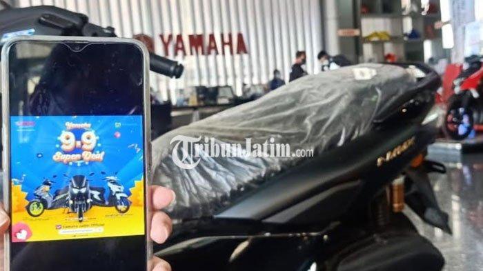 Promo Super Deal 9.9 dari Yamaha Jatim, Gear 125, Nmax & Aerox Diskon Gila-Gilaan Selama September