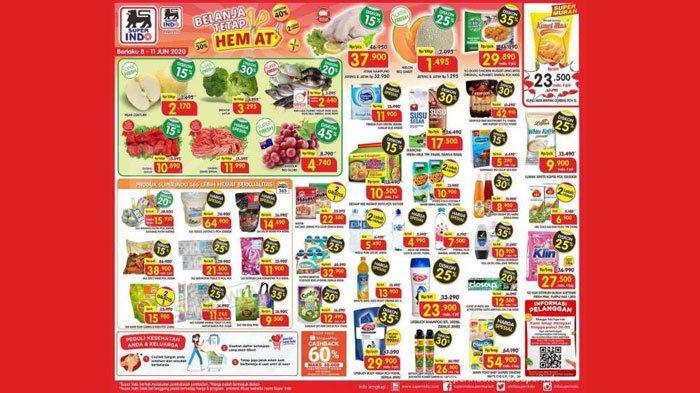 Katalog Promo Superindo Weekday, Diskon Daging Ayam, Brokoli, hingga Buah Anggur, Terakhir Hari Ini
