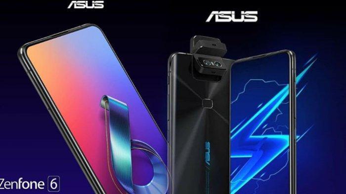 Promo Total Cashback Hingga Rp 1 Juta Khusus Pembeli Asus ZenFone 6, Mulai 15-18 November 2019 Saja!