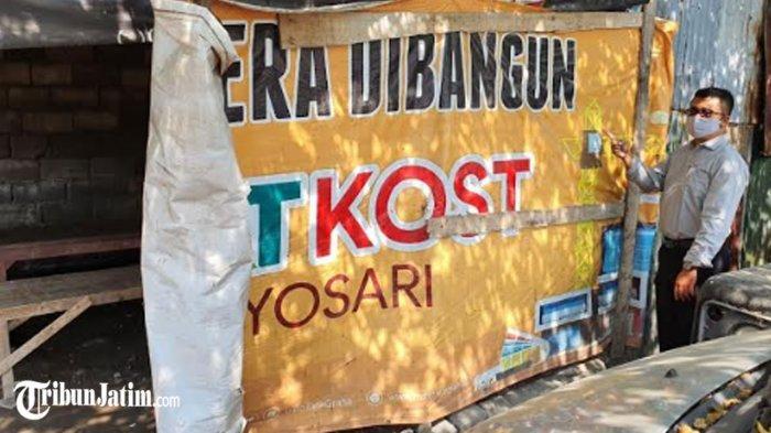 Kasus Properti Abal-abal di Surabaya, Bakal Dibangun 28 Unit Kost Modern, 2 Tahun Nihil Progres