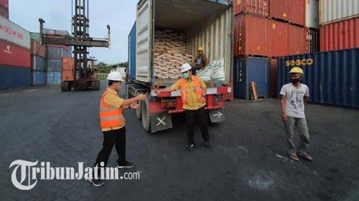Petrokimia Gresik Tingkatkan Ekspor Kaptan Kebomas ke Brunai Darussalam, Peluang Bisnis Covid-19