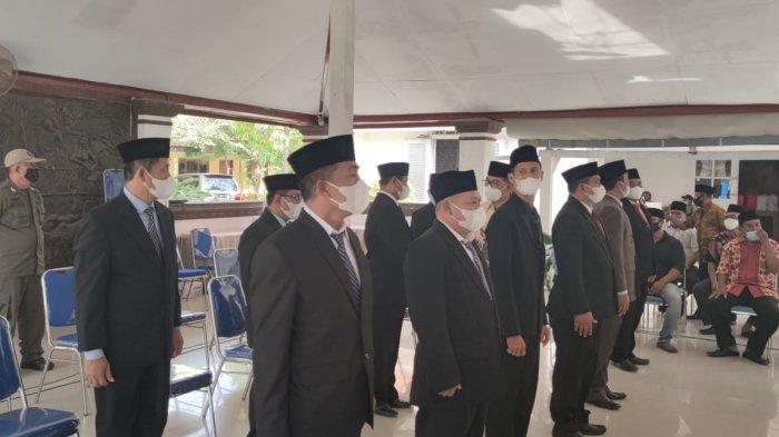 226 Penjabat Kepala Desa di Kabupaten Probolinggo Dilantik