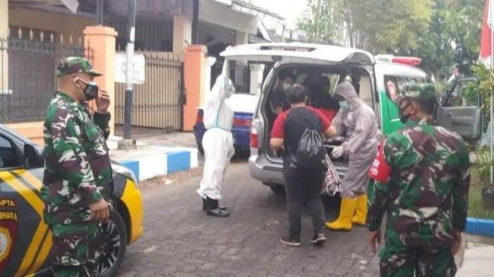 Puluhan Pasien Isoman di Kecamatan Blimbing Dipindahkan ke Isoter