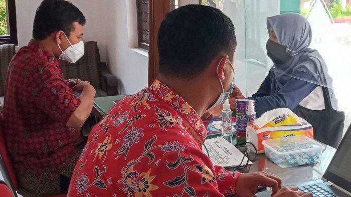 Tiga Hari Dibuka, Pendaftar PPDB SMP Jalur Zonasi di Kota Blitar Hampir Penuhi Pagu