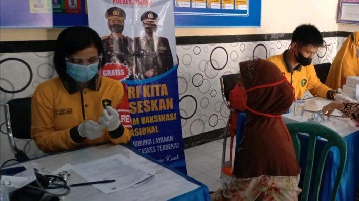 Kasus Covid-19 Melonjak Satgas Jember Gencarkan Vaksinasi untuk Lansia
