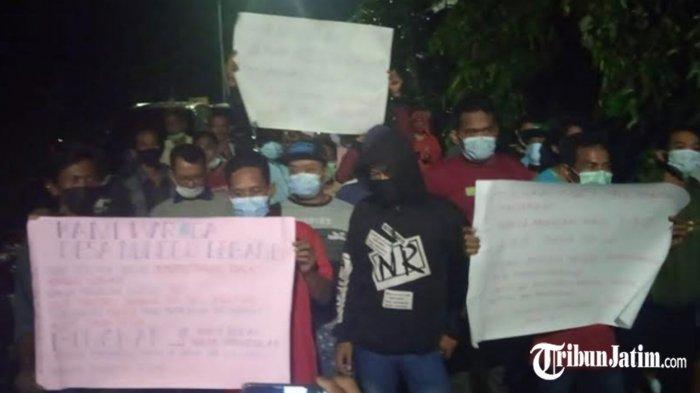 Camat Benjeng Keluarkan SK Anulir Pengangkatan Perangkat Desa Munggugebang